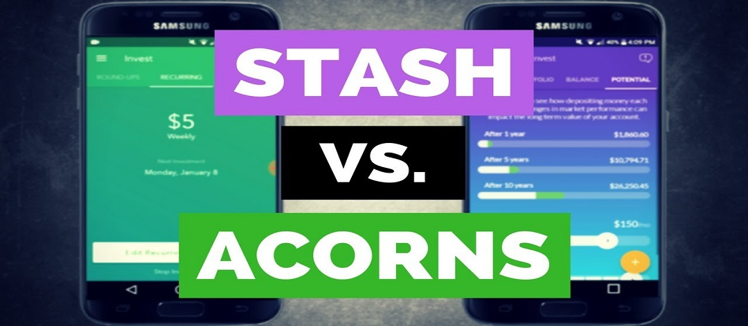 Our Robinhood Vs Acorns Diaries