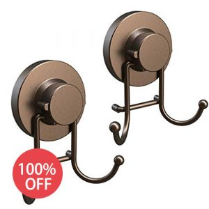 HOME-SO-Towel-Hook-Suction-Cup-Holder
