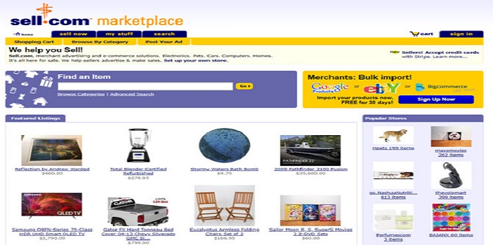 Sell-marketplace