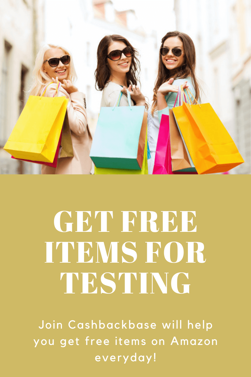 get free item for testing
