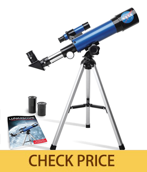 NASA Lunar Telescope for Kids