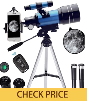 ToyerBee Telescope for Kids&Beginners
